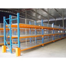 'SMART' Heavy Duty Longspan Shelving Rack System
