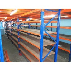 'SMART' Medium Duty Shelving Rack  ( Above 1,000Kgs UDL Per Level )