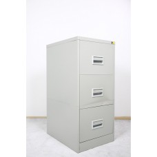 3 Drawers Steel Filing Cabinet