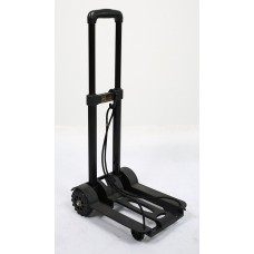 Rubber Hamper / Luggage Trolley  ( Foldable )