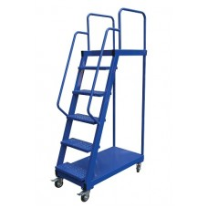 'SMART' Ladder Trolley Series  ( Height 5' )