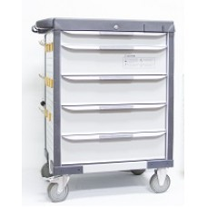 5 Drawers Tool Cabinet Trolley  ( Heavy Duty )